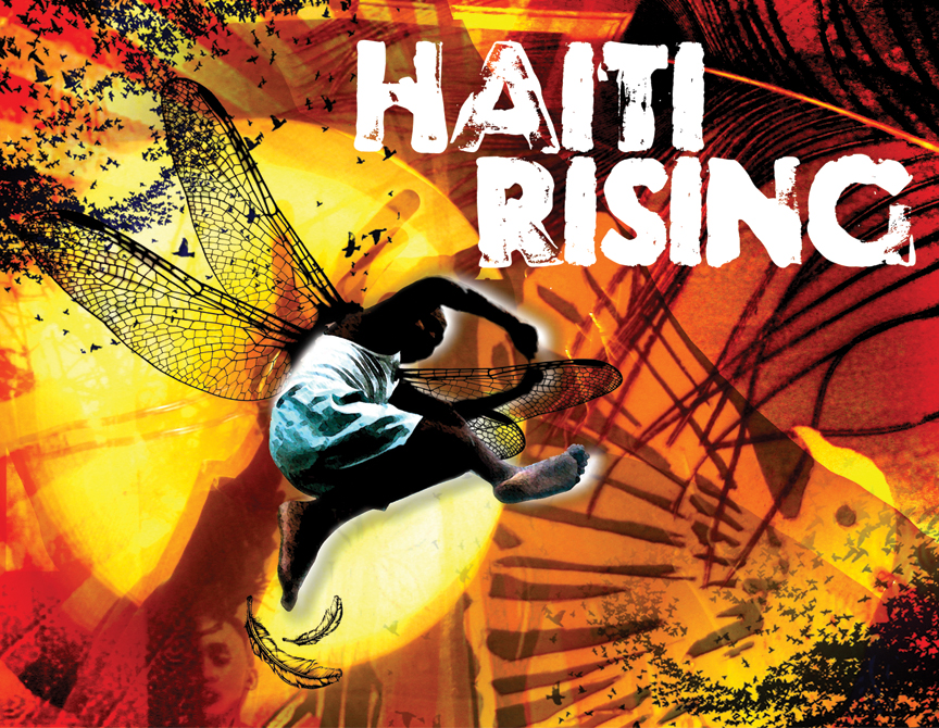 HAITI RISING Front for CC